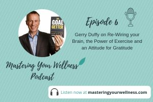 Gerry Duffy Speaking on Mastering Your Wellness Podcast